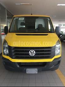 Foto venta Auto usado Volkswagen Crafter Cargo Van 3.88 Ton (2014) color Naranja precio $315,000
