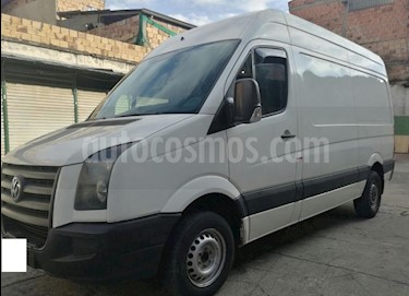 Volkswagen Crafter 2.0L Panel Larga  usado (2008) color Blanco precio $35.000.000