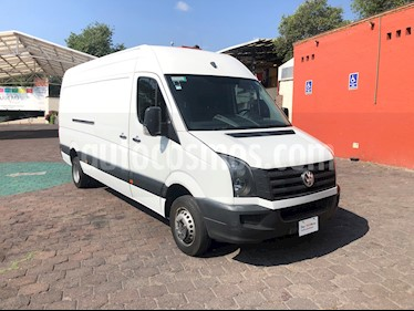 Volkswagen Crafter Cargo Van 5.0 Ton LWB Caja Extendida usado (2017) color Blanco precio $520,000