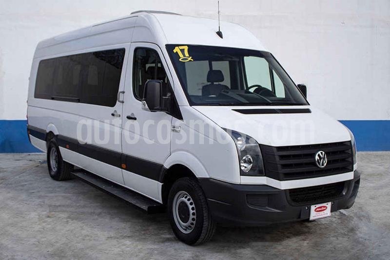 Volkswagen Crafter Cargo Van 5.0 Ton MWB usado (2017) color Blanco precio $499,700