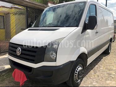 Volkswagen Crafter Cargo Van 3.88 Ton LWB Caja Extendida  usado (2013) color Blanco precio $285,000