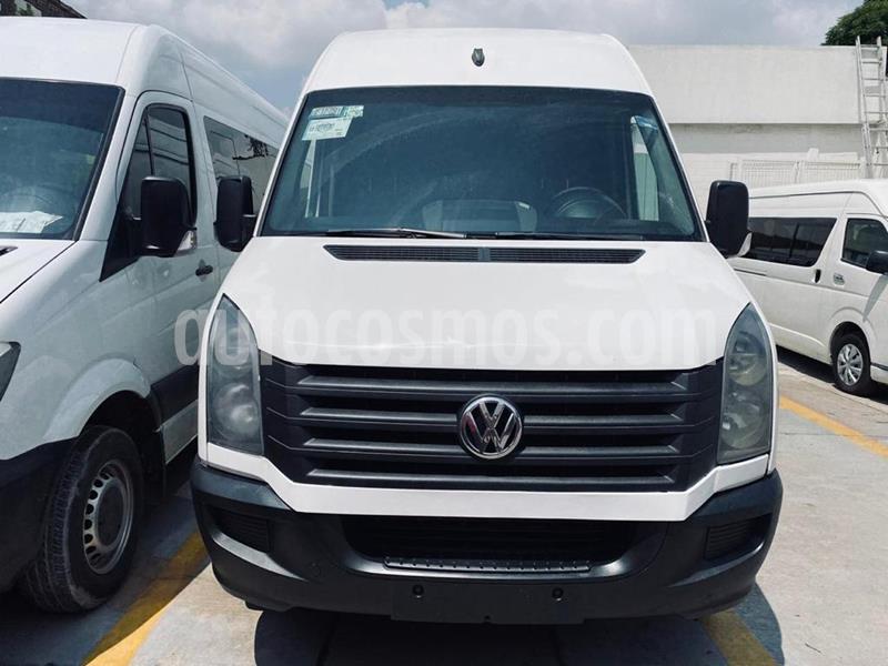 Volkswagen Crafter Cargo Van 3.5 Ton MWB usado (2015) color Blanco precio $382,000