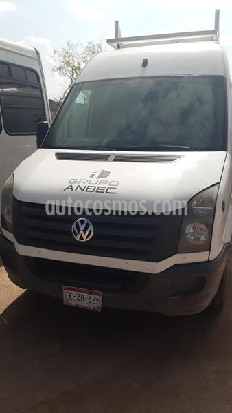 Volkswagen Crafter Cargo Van 3.88 Ton LWB usado (2015) color Blanco precio $295,000