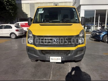 Volkswagen Crafter Cargo Van 3.88 Ton usado (2014) color Naranja precio $308,000