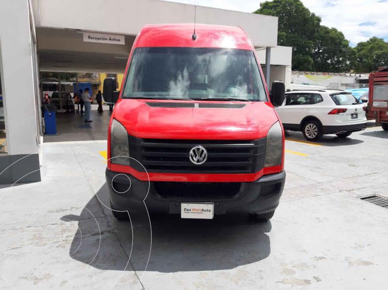 Volkswagen Crafter Cargo Van 3.88 Ton LWB usado (2015) color Rojo precio $430,000