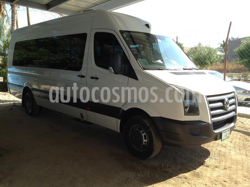 Volkswagen Crafter Cargo Van 3.88 Ton usado (2012) color Blanco precio $385,000