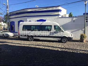 Foto venta Auto usado Volkswagen Crafter Pasajeros 3.88 Ton LWB Caja Extendida (2011) color Blanco precio $419,000