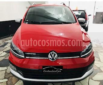 Foto venta Auto usado Volkswagen CrossFox - (2015) color Rojo precio $430.000