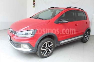 Foto venta Auto usado Volkswagen CrossFox 1.6L 10 anos (2017) color Rojo precio $217,500