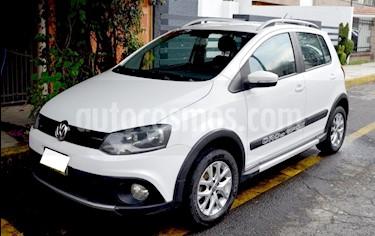 Foto Volkswagen CrossFox 1.6L ABS usado (2013) color Blanco precio $134,500