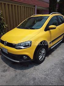 Volkswagen CrossFox 1.6L Quemacocos ABS usado (2013) color Amarillo Imola precio $110,000