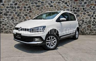 Foto venta Auto usado Volkswagen CrossFox 1.6L Quemacocos ABS (2016) color Blanco precio $185,000