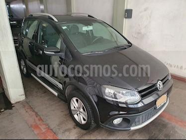 Foto Volkswagen CrossFox 1.6L Quemacocos usado (2011) color Negro Magico precio $110,000