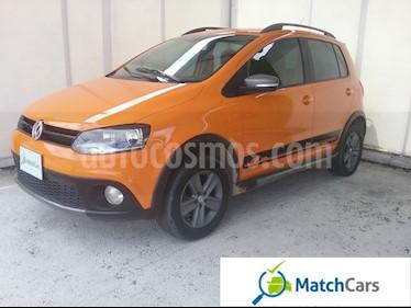 Foto venta Carro usado Volkswagen Crossfox 1.6L (2012) color Naranja precio $26.490.000