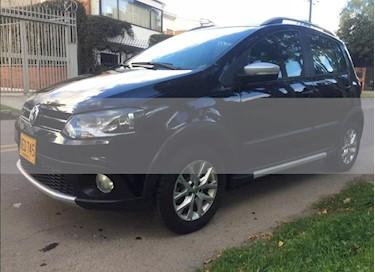 Foto venta Carro usado Volkswagen Crossfox 1.6L  (2015) color Negro precio $34.900.000