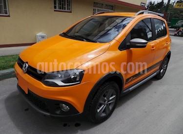 Volkswagen Crossfox 1.6L usado (2012) color Amarillo Imola precio $20.000.000
