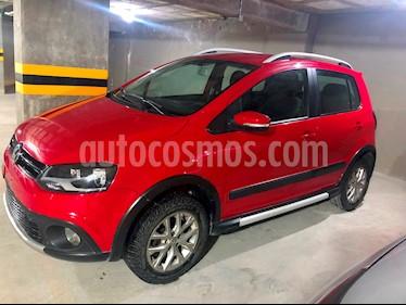 Foto venta Auto usado Volkswagen CrossFox 1.6L  (2013) color Rojo Tornado precio $135,000