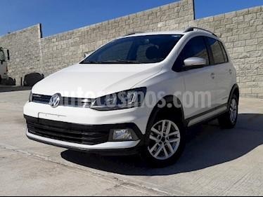 Foto Volkswagen CrossFox 1.6L usado (2016) color Blanco Marfil precio $195,000