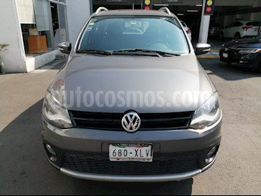 Foto Volkswagen CrossFox 1.6L usado (2011) color Gris precio $108,000