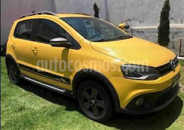 Foto Volkswagen CrossFox 1.6L usado (2012) color Amarillo Imola precio $119,000