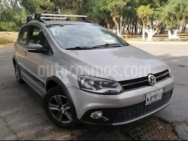 Foto venta Auto usado Volkswagen CrossFox 5p HB Base L4/1.6 Man (2012) color Plata precio $115,000