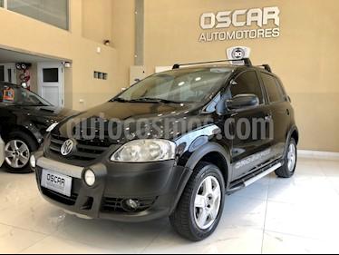 Volkswagen CrossFox Trendline usado (2009) color Negro Universal precio $379.000