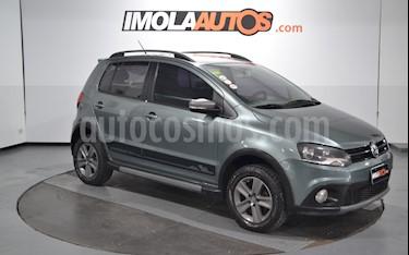 Volkswagen CrossFox Trendline usado (2012) color Gris Urano precio $520.000