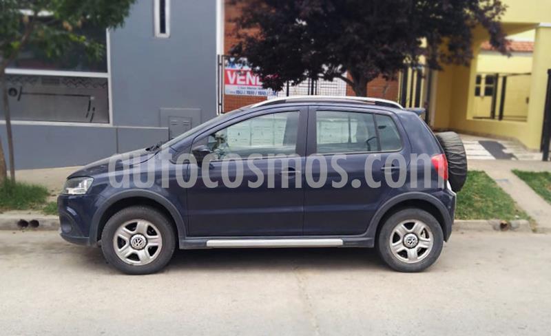 foto Volkswagen CrossFox Trendline usado (2011) color Azul precio $685.000