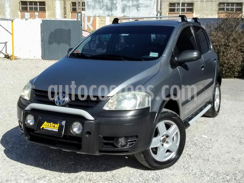 Volkswagen CrossFox Comfortline usado (2006) color Gris precio $260.000