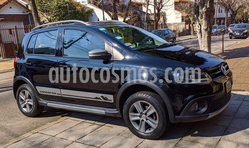 Volkswagen CrossFox Trendline usado (2012) color Negro precio $690.000