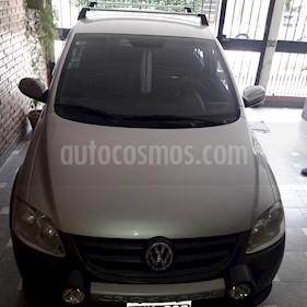 Volkswagen CrossFox Comfortline usado (2009) color Gris precio $350.000