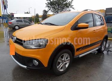 Volkswagen Crossfox 1.6L usado (2011) color Amarillo Imola precio $18.000.000