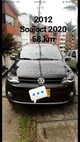 Volkswagen Crossfox 1.6L usado (2012) color Negro precio $28.000.000