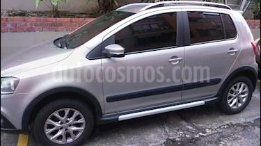 Volkswagen Crossfox 1.6L usado (2013) color Gris Roca precio $27.999.900
