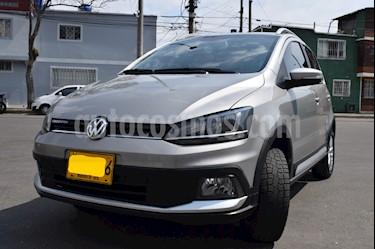 Volkswagen Crossfox 1.6L  usado (2016) color Plata Egipto precio $37.900.000