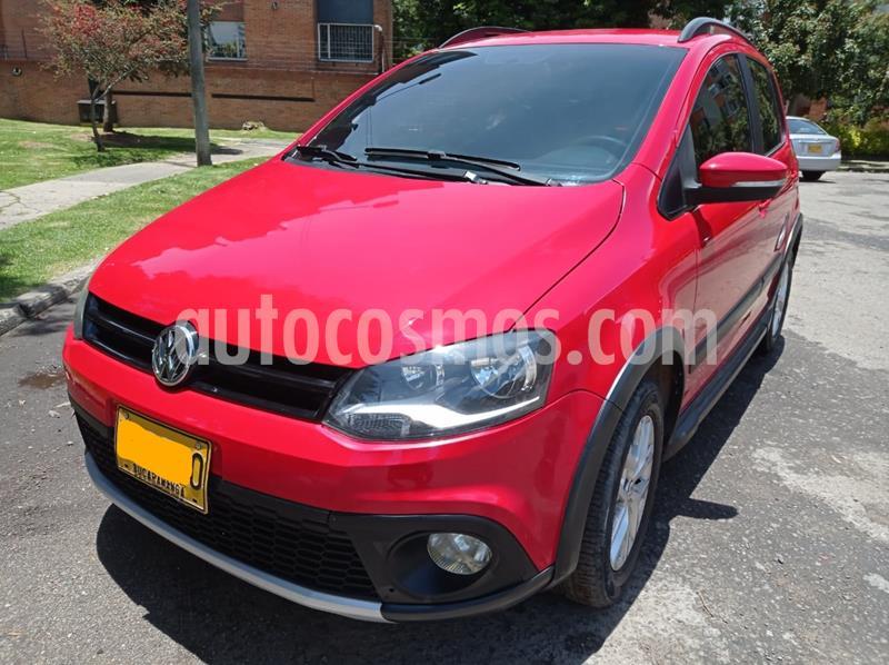 Volkswagen Crossfox 1.6L usado (2014) color Rojo Tornado precio $30.500.000