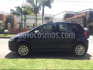 Volkswagen Crossfox 1.6L usado (2014) color Azul precio $34.900.000