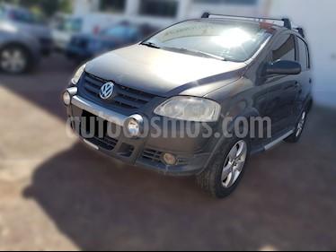 Foto venta Auto usado Volkswagen CrossFox Comfortline (2010) color Gris Urano precio $249.800