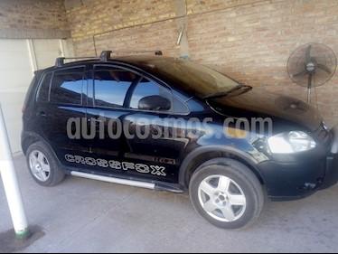 Foto Volkswagen CrossFox Comfortline usado (2006) color Negro precio $175.000