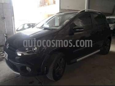 Foto venta Auto usado Volkswagen CrossFox Highline Cuero (2018) color Negro precio $325.000