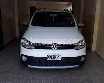 Foto venta Auto usado Volkswagen CrossFox Highline (2014) color Blanco precio $380.000