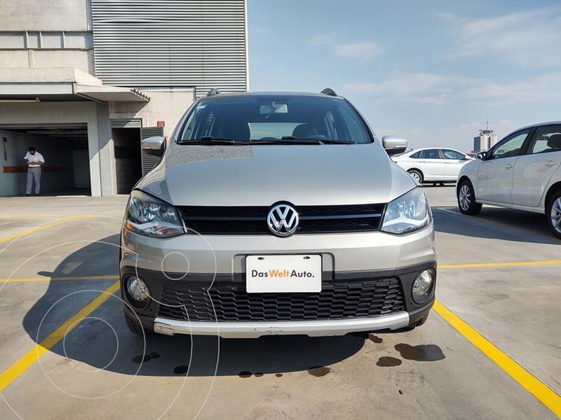 Volkswagen CrossFox 1.6L  usado (2014) color Plata Egipto precio $149,000