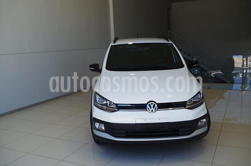 Volkswagen CrossFox SD usado (2017) color Blanco precio $199,000