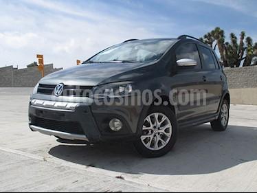 Foto Volkswagen CrossFox 1.6L  usado (2014) color Gris Cuarzo precio $158,000