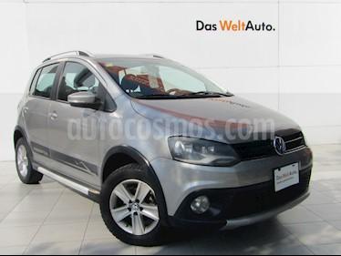 Volkswagen CrossFox 1.6L usado (2011) color Plata Egipto precio $119,000