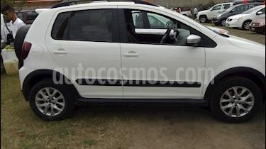 Volkswagen CrossFox 1.6L ABS usado (2015) color Blanco precio $155,000