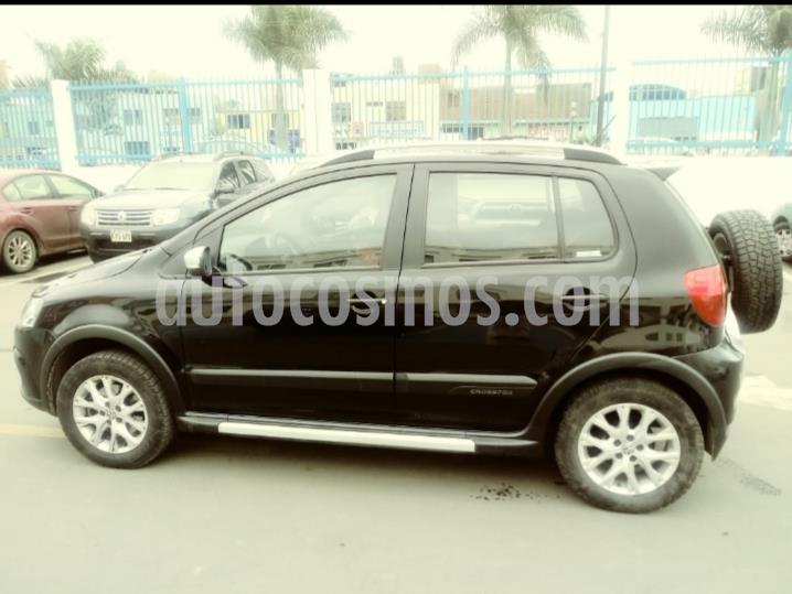 Volkswagen Crossfox 1.6L Comfort  usado (2014) color Negro precio u$s9,500