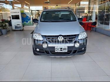 Foto venta Auto usado Volkswagen CrossFox Trendline (2008) color Gris Plata  precio $205.000