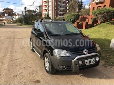 Foto venta Auto Usado Volkswagen CrossFox Trendline (2007) color Negro precio $160.000