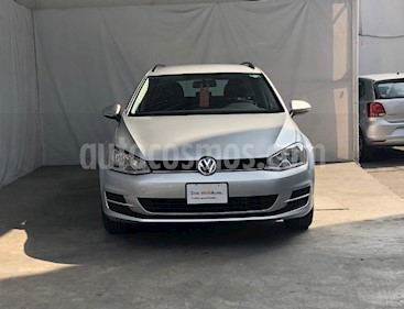 Foto venta Auto usado Volkswagen CrossGolf 1.4L (2016) color Plata precio $280,000